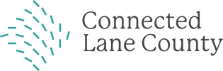 Connected Lane County Logo